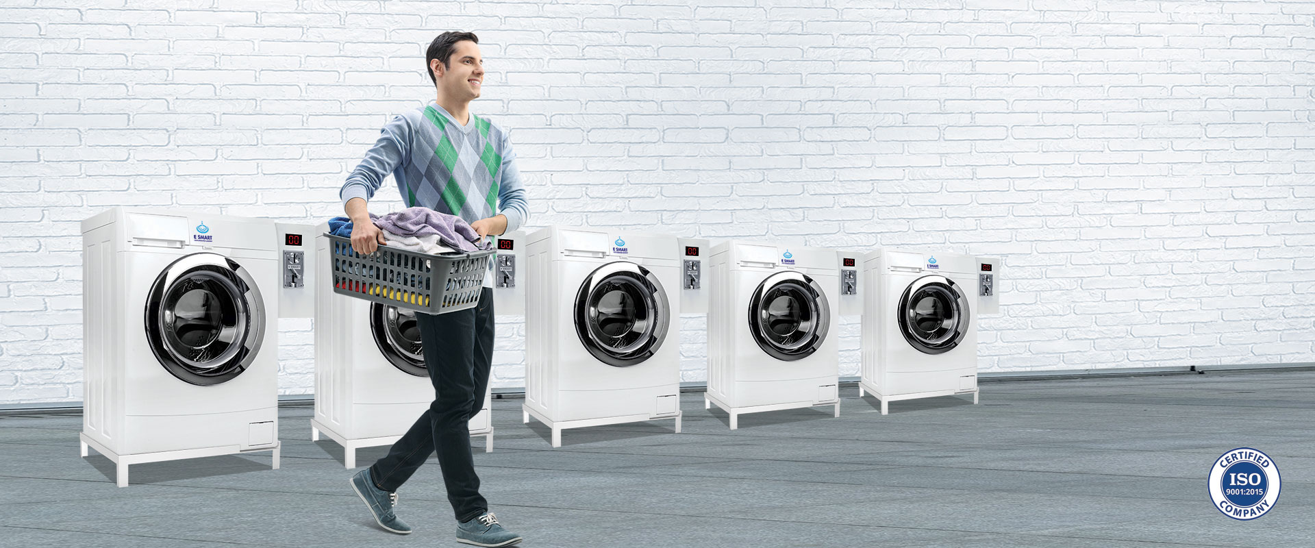 Laundry for Labour Camps